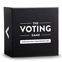 The Voting Game - A Party Game About Your Friends.