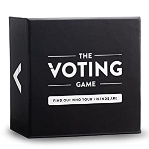 The Voting Game - The Adult Party Game About Your Friends. - 416UY2ktfEL - The Voting Game – The Adult Party Game About Your Friends.