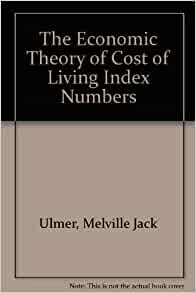 cost of living index number pdf
