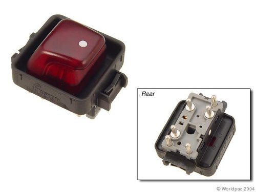 (OES Genuine Convertible Top Switch for select Mercedes-Benz models)