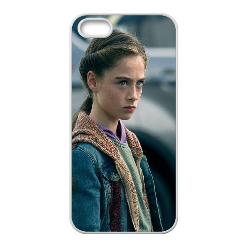Tomorrowland Raffi Cassidy Athena 102445 coque iPhone 4 4S cellulaire cas coque de téléphone cas blanche couverture de téléphone portable EOKXLLNCD20476