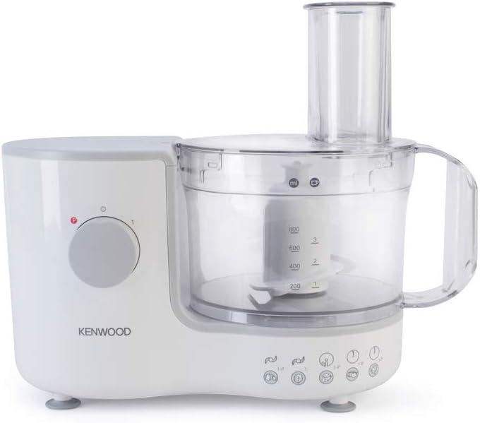 Kenwood FP120 compact food processor blanc-avec 10 fonctions différentes home uk