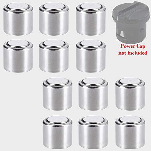 (12x CR1/3N 3V Lithium Battery for Invisible Fence Dog Collar Fits Power Cap)