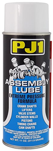 PJ1 SP-701 Spray Engine Assembly Lube (Aerosol), 11 oz (Synthetic Blend Chain Lube)