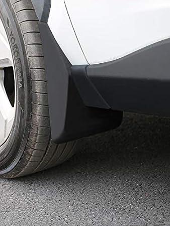 Color : Multi WJSXJJ Auto Schlamm flattert Spritzen-Schutz Kotfl/ügel Fender Schmutzf/änger Zubeh/ör for Toyota neues RAV4 2020 Mudflaps