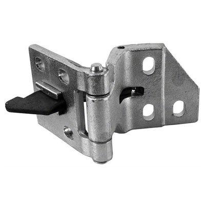 Door Hinge Blazer Chevy (CPP Door Hinge for Chevy Blazer, C10 Panel, C20 Panel, K20, Pickup, Suburban GMK4143401671L)
