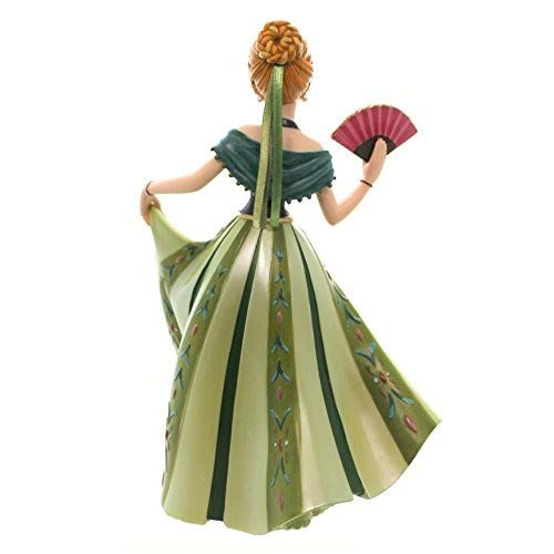 Jim Shore for Enesco Disney Showcase Anna Couture Deforce Figurine 8 8 4045772
