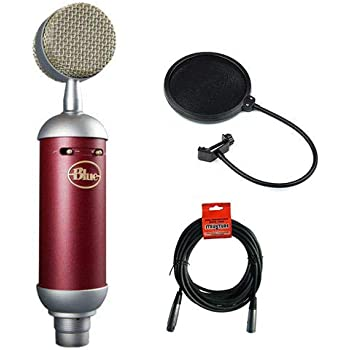 blue spark sl large diaphragm studio condenser microphone musical instruments. Black Bedroom Furniture Sets. Home Design Ideas