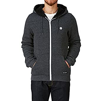 Element Bolton Zip Hoody Large Charcoal Heather 15