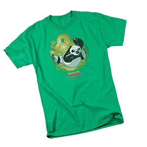 Dragon Po -- Kung Fu Panda 3 Youth T-Shirt, Youth Small