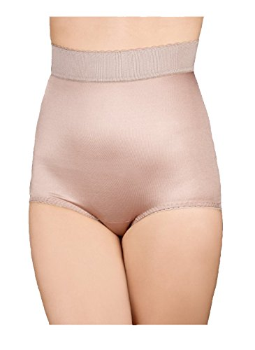 Rago High Waist Panty Brief Panty - 513 (5X, Mocha)