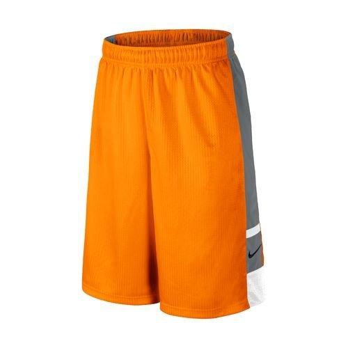 Franchise Kids Shorts Nike - Nike Boys' Franchise Basketball Shorts Large Orange