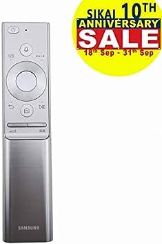 Ochoos - Mando a Distancia para Samsung QLED Smart TV 4K UHD TV Q7FN Q8FN Q9FN Q7CN Q6FN de Aluminio para Samsung OneRemote: Amazon.es: Bricolaje y herramientas