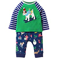 Fiream Boys Cotton Long Sleeve Clothing Sets