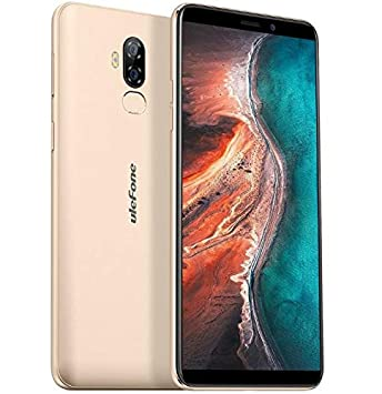 2019】 Ulefone P6000 Plus, 4G Doble SIM móvil (6350mAh Gran ...