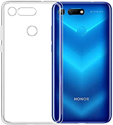 TBOC Funda de Gel TPU Transparente para Huawei Honor View 20 ...