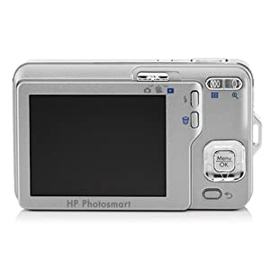 HP R742 Photosmart Digital Camera (Dark Blue) by Hewlett Packard