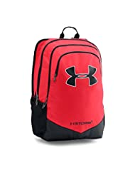Under Armour Boys\' Storm Scrimmage Backpack, Red/Black, One ...