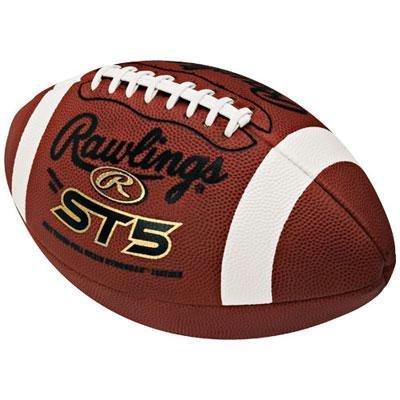 Selected football Full Grainレザーby Rawlings B007WM0M6G