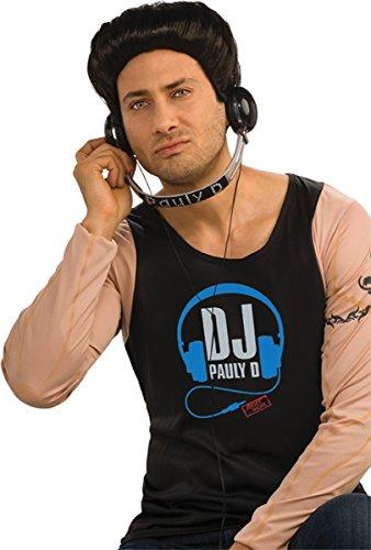 Morris Costumes Men's Pauly D Headphone