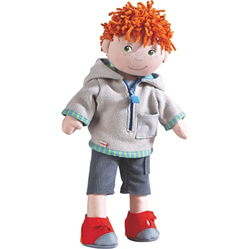 HABA Soft Boy Doll Fabian 13.5