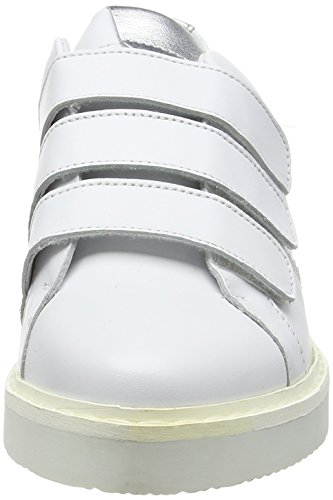 LOUIS Baskets B NORMAN Blanc Basses White White Femme wtrCHt