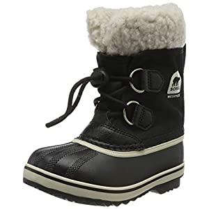 Sorel Enfant Bottes Unisexes, CHILDRENS YOOT PAC NYLON
