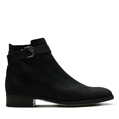 Boots Black Clarks Women's Chelsea Netley Olivia 8xxaqHI