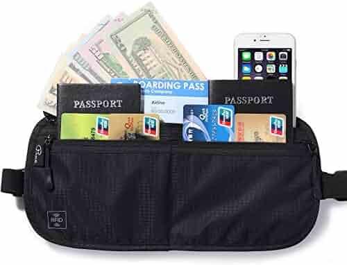 9706905365fb Shopping Nylon - Blacks - RFID Blocking - Travel Accessories ...