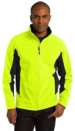 Warmth Chaqueta Colorblock Port Authority Yellow Black para Safety Hombre q56xRwA