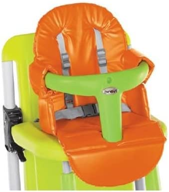 Brevi Réducteur en PVC pour chaise haute Slex 088 orange