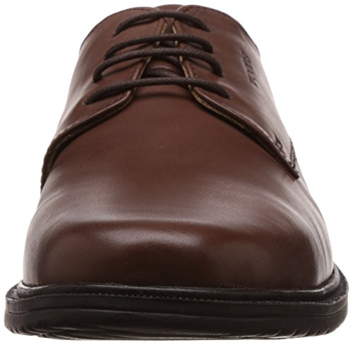 Woods Men's Tan Leather Formal Shoes