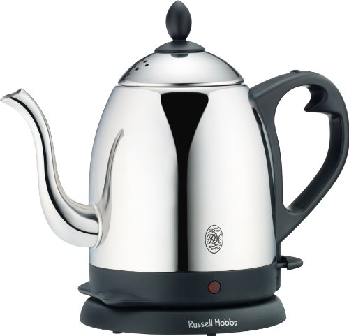 Russell Hobbs electric kettle 0.8L 7200JP cafe (Japan import / The package and the manual are written in Japanese)
