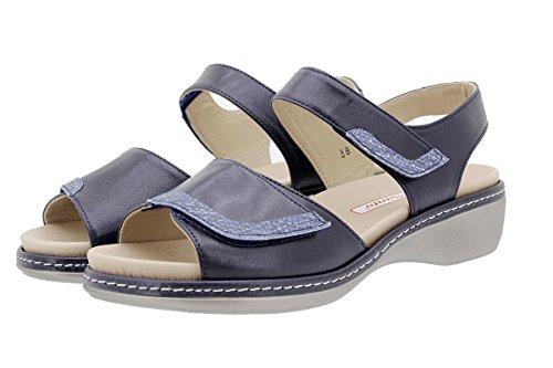 Chaussure Amovible À Sandales Confort 180802 Semelle Femme Piel Marino Piesanto qTZX6wHH