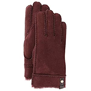 UGG Womens Tenney Glove, Port, Size Small