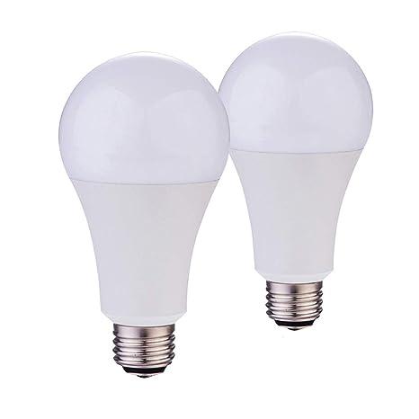 5000k Daylight A21 3 Way Led Light Bulb 50w100w150w Equivalent 800