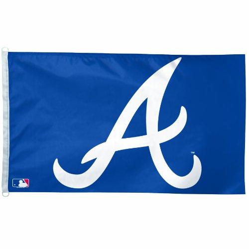 MLB Atlanta Braves 3-by-5 Foot Flag