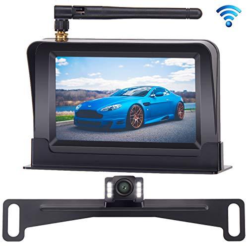 auto backup camera wireless - 6