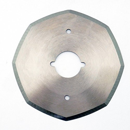 70mm Replacement Blade For EL-2, RS-70 Handheld Electric Fabric Cutting ()