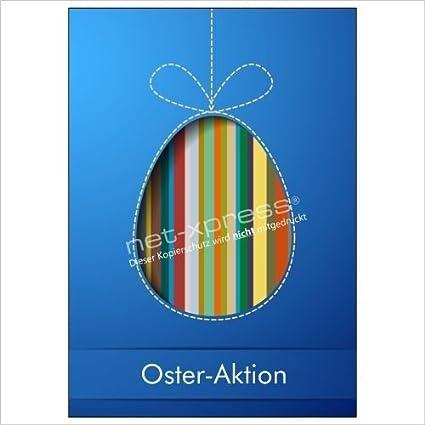 Net-Xpress® Cartel Publicitario Oster-Aktion A1, Cartel de ...