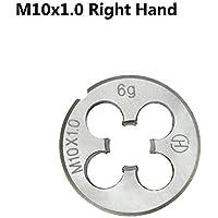 Ruko 237520 Cojinete redondo M DIN EN 22568 HSS tipo B cerrado M 52 , rectificado