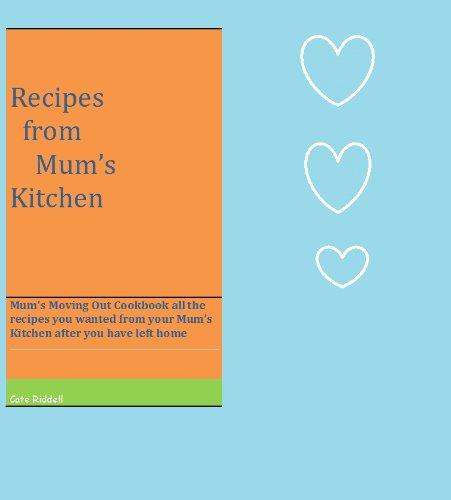 Receipes from Mum's Kitchen