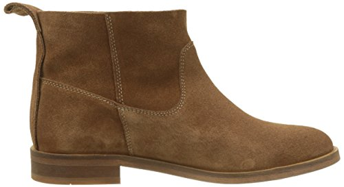 By Odina UK Women's Ankle Suede 6 H Tan Boots Hudson aUwId