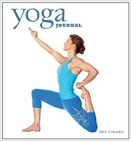 Yoga Journal Calendar Amazonde Pomegranate Publishers