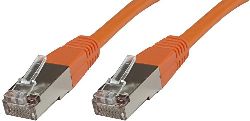 FTP Microconnect B-FTP605O 5m Cat6 F//UTP Orange networking cable