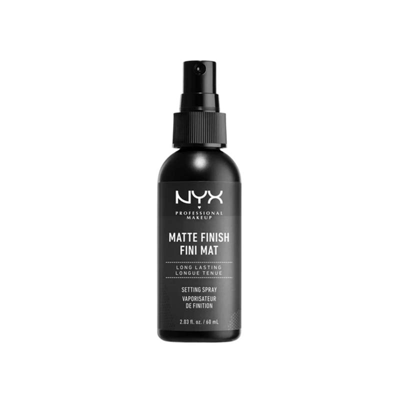 NYX Professional Makeup Make Up Setting Spray, Matte Finish/Long Lasting, 2.03 Ounce