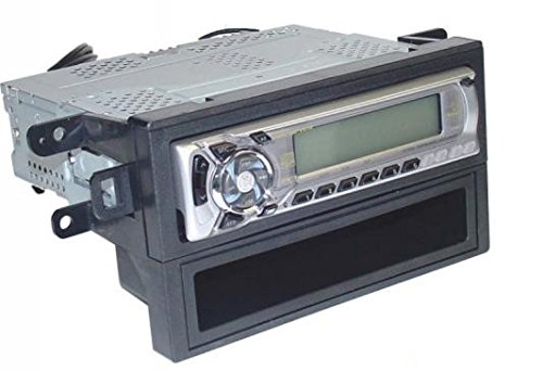 SCOSCHE HA1564B 1998-02 Honda Accord Single DIN w/pocket Install Dash (Honda Accord Dash Kit)