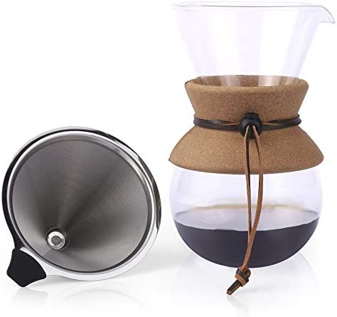 Apace Living Pour Coffee Maker product image