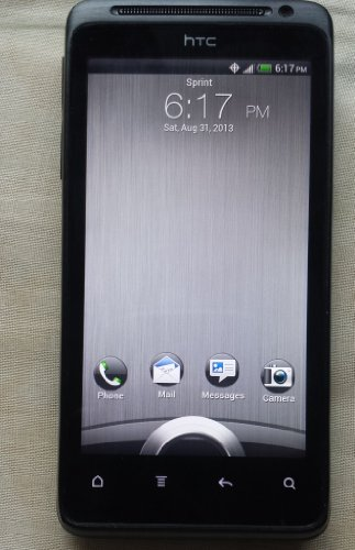 US Cellular HTC Hero S High-End GPS Android PDA Phone