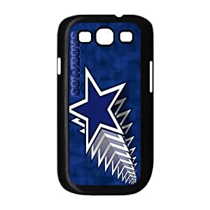 Cutstomize Dallas Cowboys NFL Series Back Cover Case for SamSung Galaxy S3 I9300 JNS3-1220